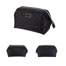 Large-capacity dumplings cosmetic bag simple three-dimensional clutch bag travel portable skin care products with storage bag стоимость