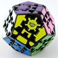 Engrenagem Lanlan Megaminx Velocidade Magic Cube Puzzle Cubos Brinquedos Educativos Para Crianças Crianças Presente de Aniversário