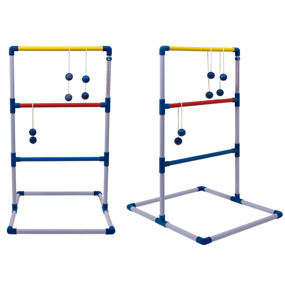 New Ladder Ball Game Set Golf Toss Game Backyard Toys Outdoor Games High Quality For Adults Kids Good Golf Accessories