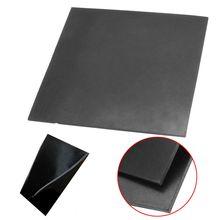1 шт. резиновый лист черный квадратный резиновый лист 152X152X3 мм химическая стойкость высокая температура механическое оборудование