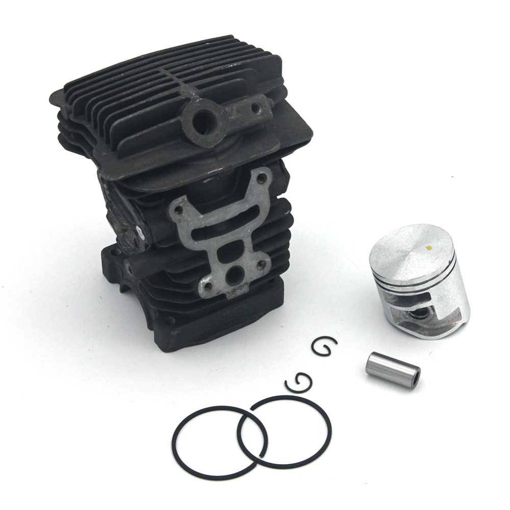 Cylinder Piston Kit 38mm Ring Pin Clips Assembly Stihl MS171 MS181 MS181C MS211 Chainsaw Engine Replacement Parts#1139 020 1201