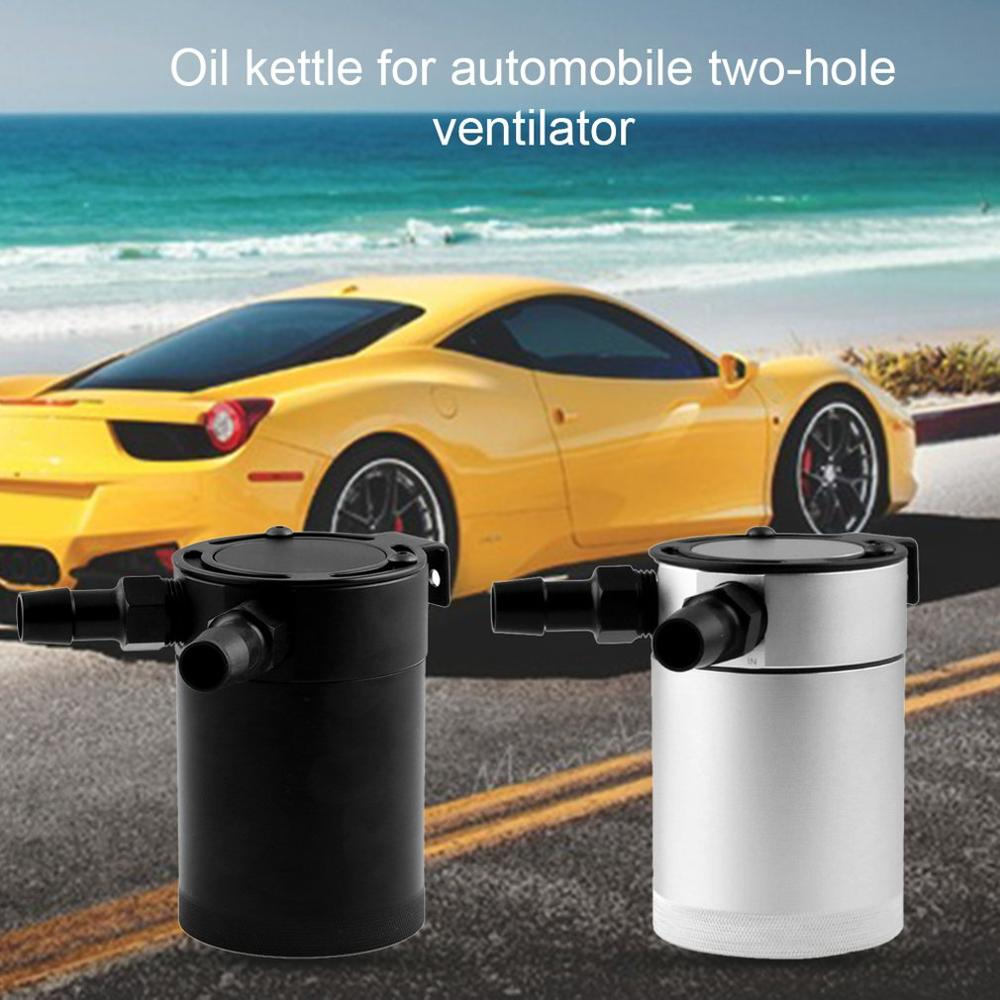 Image 5 - Car Breathing Machine Oiler Two Hole Exhaust Waste Oil Recovery Pot High Double Flow Exhaust Pipe Oiler-in Oil Filters from Automobiles & Motorcycles