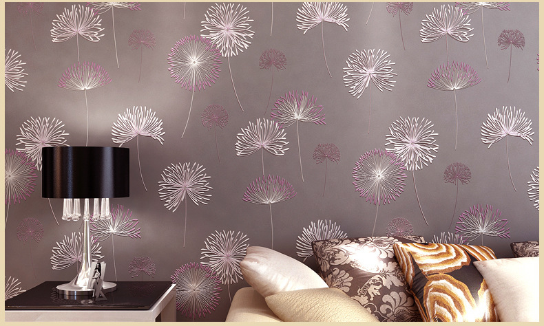 Home Decoration 3d Photo Wallpaper Roll Modern Decor Renovator Floral Murals Bedroom Imported Desktop In Wallpapers
