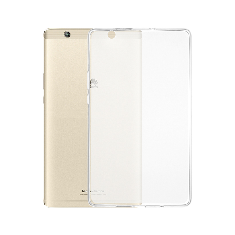 Ultra Slim Frosted Cases For Huawei MediaPad M3 8.4 inch Case Thin Shockproof Back Cover Shell image
