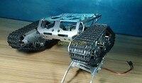 Wali Tracked Tank Chassis Chassis Chassis Chassis DIY Robot Smart Car Chassis Customization