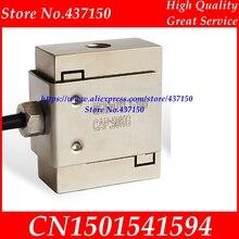 Mini mikro S tipi tartı sensörü küçük ağırlık sensörü Minyatür yük hücresi çekme itme gücü 1kg 3kg 5kg 10kg 20kg 30kg 50kg 100kg