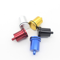 1PCS Motorcycle Gasoline Oil Filters Motor CNC Aluminum Five Colors