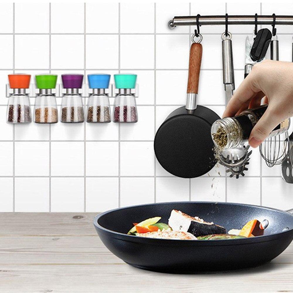 Kitchen Gadgets Stores: 20 Cabinet Clip Store Home Kitchen Organizer Stick Spice