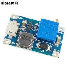 MCIGICM 100pcs dc-dc step up buck 2A boost module LM2577 DC-DC boost module wide input voltage 2 / 24V liter 5/9/12 / 28V - DISCOUNT ITEM  0% OFF All Category