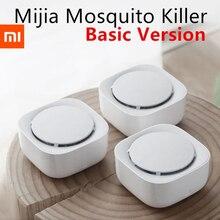 2020 oryginalny Xiaomi odstraszacz komarów funkcja odliczania czasu nie ogrzewanie Fan jazdy ulatnianie się odstraszacz owadów do użytku w pomieszczeniach