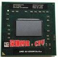 Оригинал AMD A6 5350 М-5300 М 2.9 ГГц Двухъядерный Ноутбук процессоров, Ноутбук ПРОЦЕССОРА 5350 Socket FS1 722 контактный Компьютер оригинал