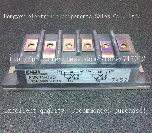 ФОТО Free Shipping EVK71-050 New  FET Power module:75A-500V,Can directly buy or contact the seller