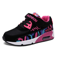 Brand Hot Sale Kids Shoes for Girl Mesh Baby White Black Sneakers Designer Running Sport Boys 2018 Children Shoes High Quality