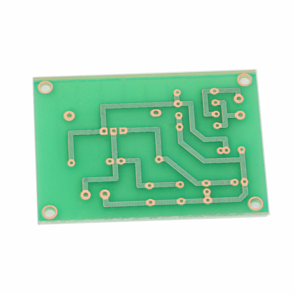 10pcs Lm317 Adjustable Power Supply Board With Rectified Ac Dc Input Kit Se