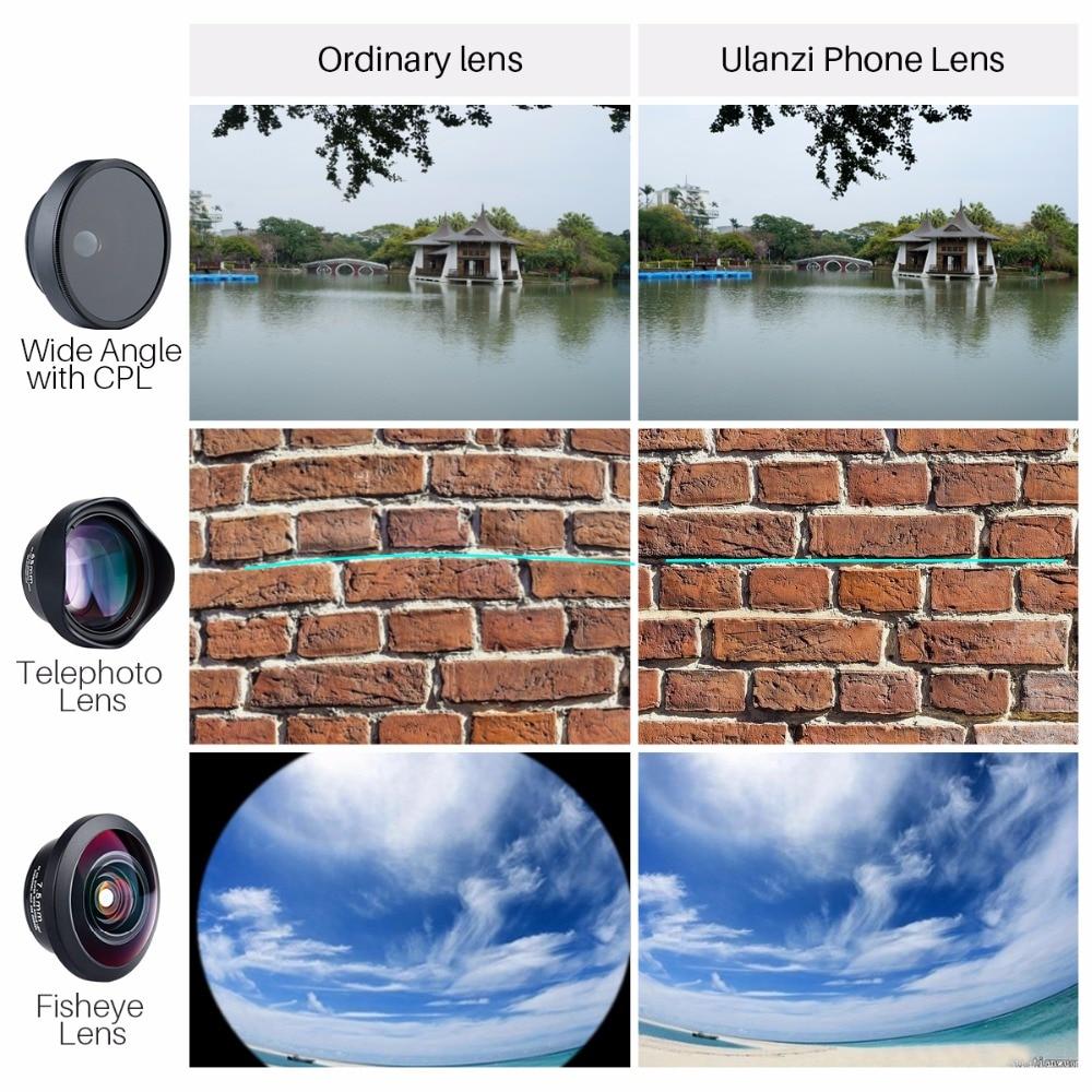 Fisheye Wide-angle Discount filter
