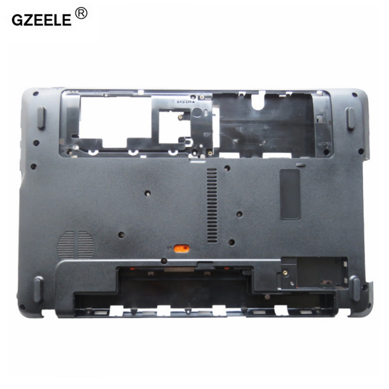 GZEELE New laptop Bottom Base case cover For Acer Aspire E1-571 E1-571G E1-521 E1-531 E1-531G E1-521G NV55 AP0HJ000A00 LOWER mbr30h100ctf e1