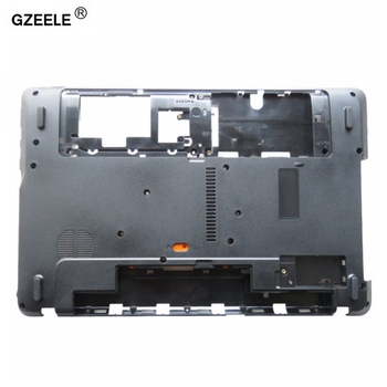 GZEELE New laptop Bottom Base case cover For Acer Aspire E1-571 E1-571G E1-521 E1-531 E1-531G E1-521G NV55 AP0HJ000A00 LOWER nby1111001 for acer aspire e1 531 v3 531g v3 571g laptop motherboard la 7912p ddr3 free shipping 100% test ok