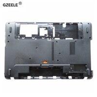 GZEELE  nueva funda de Carcasa inferior para portátil para Acer Aspire E1-571 E1-571G E1-521 E1-531 NV55 AP0HJ000A00 E1-531G
