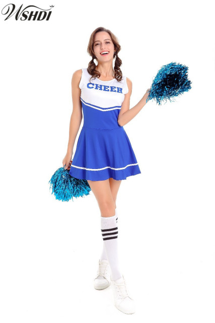 Picture Of A Cheerleader