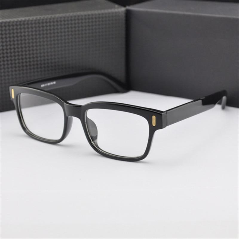 KOTTDO Retro Mode Brillen Mannen Vrouwen Vierkante Brillen Frame Unisex Optische Computer Brilmontuur Oculos De Grau