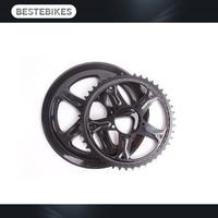 Bafang 8fun 44T/46T/48T/52T chainwheel for bbs01 bbs01b bbs02 bbs02b 250w 350w 500w 750w mid drive motors ebikes conversion