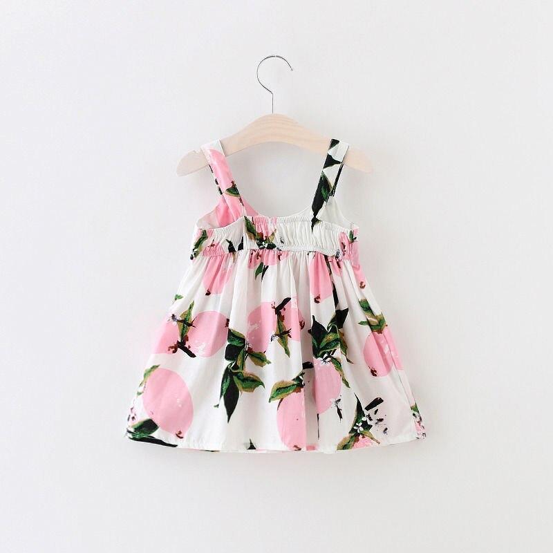 Baby Girls Kids Sleeveless Flower Wedding Princess Bow Tutu Party Dress Sundress