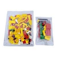 Дети DIY головоломки Строительство интеллектуальные Обучающие игрушки Детский подарок