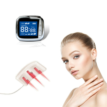 Laser Watch Cold Therapy for Pain Relief Acupuncture Blood Pressure Sugar Allergic Rhinitis Tinnitus