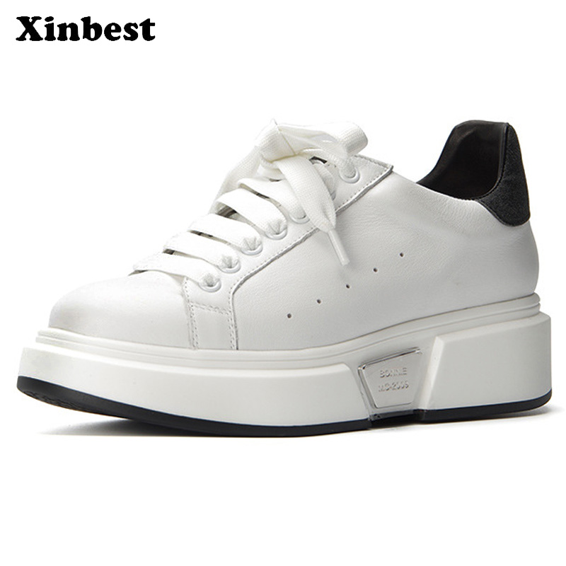 Xinbest 2018 Woman Brand Antiskid Women Running Shoes Comfortably Outdoor Jogging Fly line Fabric Keep warm Womens Sneakers