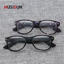 Fashion Reading Glasses Man Woman Unisex Presbyopic Eyeglasses Ultralight Anti-fatigue Diopter +1.0+1.5+2.0+2.5+3.0+3.5 Q146