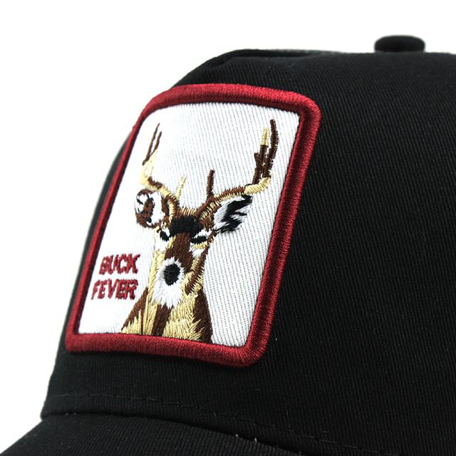 Baseball cap for men women summer mesh embroidery