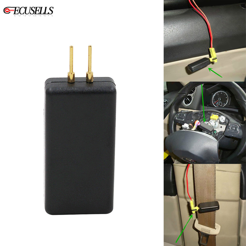 Car SRS Fault Finding Diagnostic Airbag Simulator Emulator Resistor Bypass New