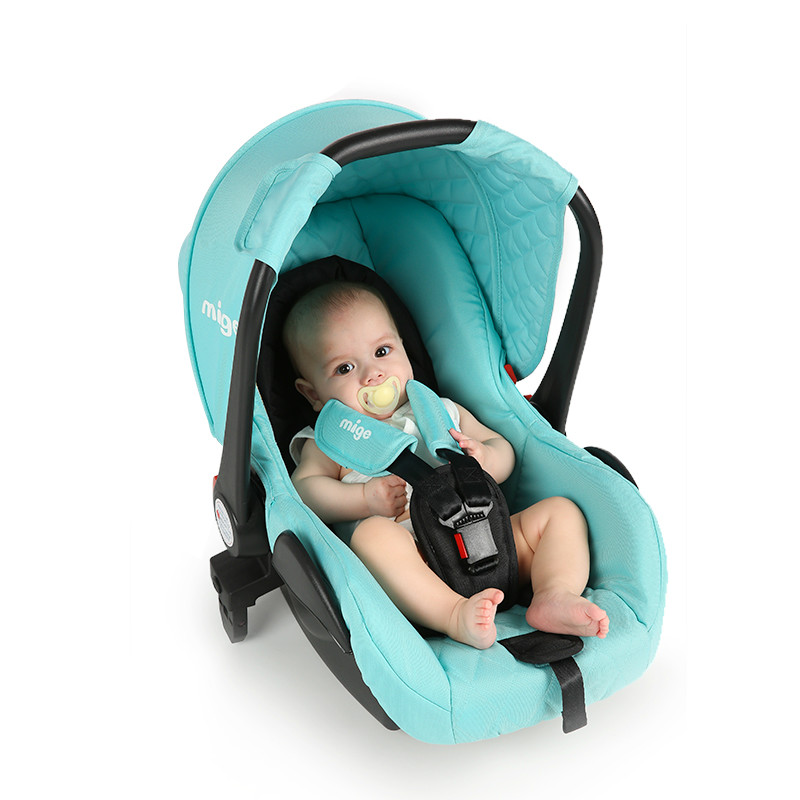 The baby car seat shopping basket newborn infant car basket baby's cradle free ship brand new safe neonatal basket style car seat infants handle basket seat newborn babies car safety seats free shipping