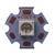 1 peça 10 W 7070 UV 365nm 3.8 - 4.2 V 2.4A Led de alta potência em 20 mm estrela de cobre