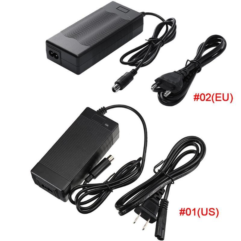 M365 Scooter électrique EU/US Plug chargeur 42 V 2A pour Xiaomi pour Ninebot ES1 ES2 ES3 ES4 Scooter accessoires partie