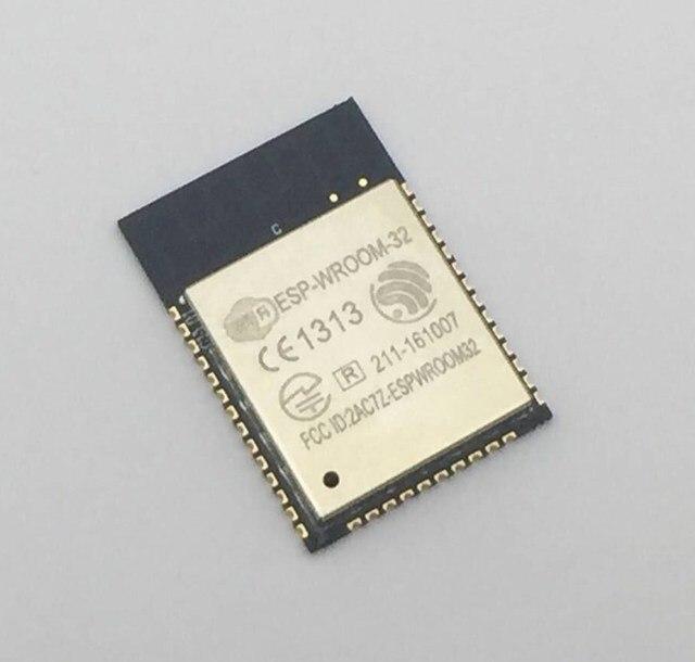 5 ШТ. ESP-WROOM-32 ESP32 ESP-32S Bluetooth и WI-FI Двухъядерный ПРОЦЕССОР с Низким Энергопотреблением MCU ESP-32