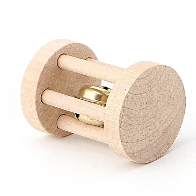 Wooden Toys for Hamster
