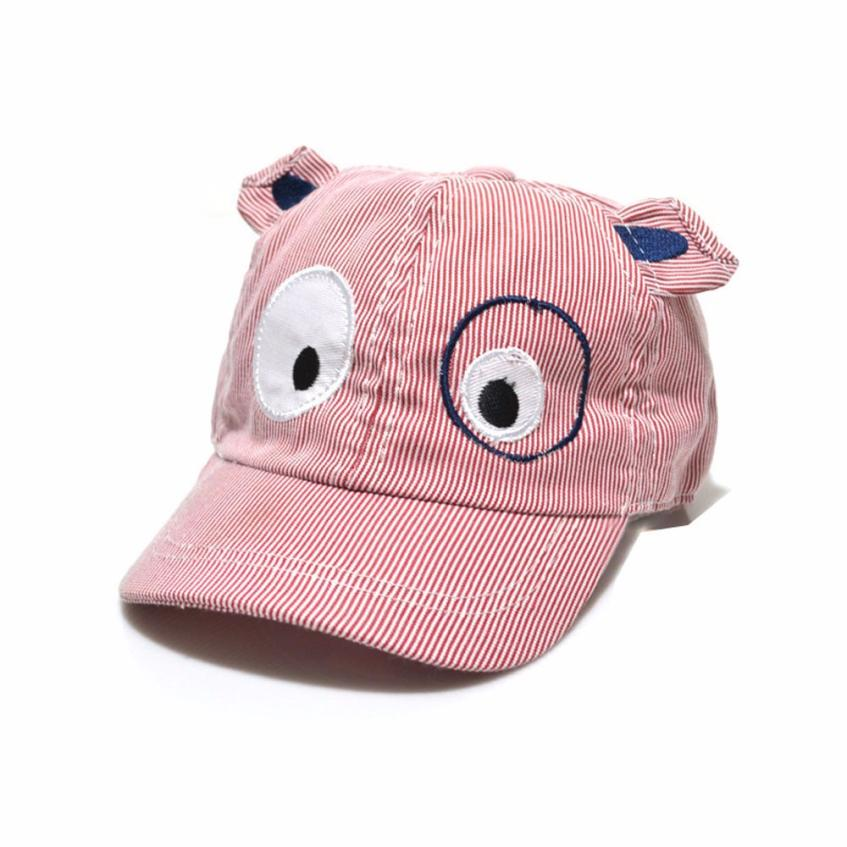 baseball caps for babies uk sale online hat kids boys girls cute cartoon dog sun cap baby photography props fitted