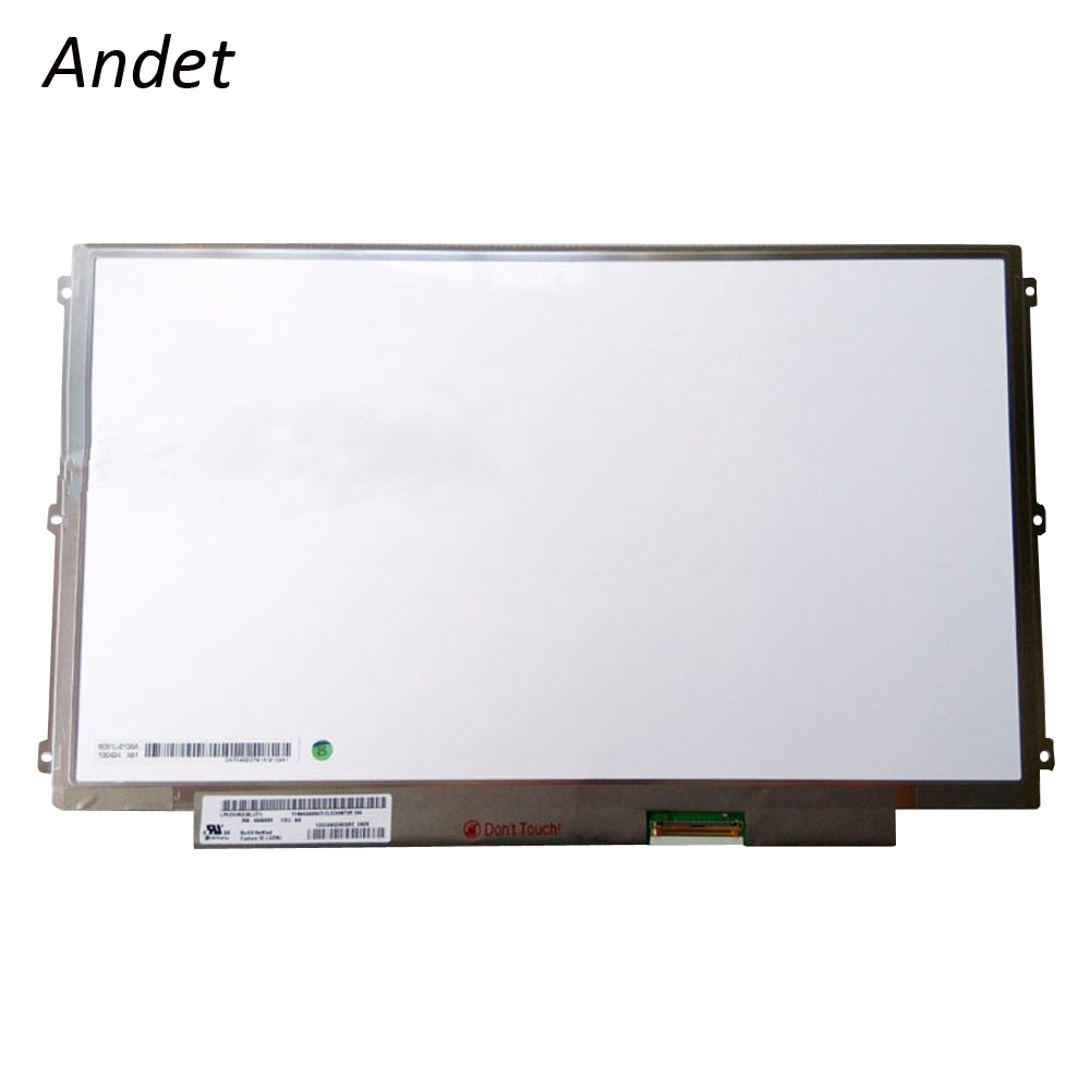 12.5 LCD Touch Digitizer Laptop Screen IPS LVDS 40pin Original Display Matrix For ThinkPad Twist S230U LP125WH2 (SL)(T1) for thinkpad x1 carbon led lcd laptop screen b140xtn02 5 1366x768 lvds 40pin original new