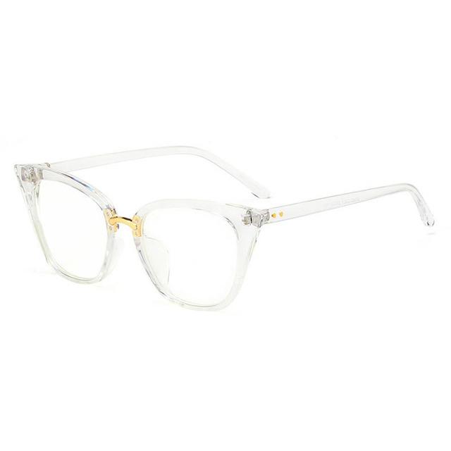 Fashion Stylish Cat-Eye Eye wear Glasses
