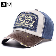 [A17] Brand Fashion For Men Women Spring Summer Cotton Cap Baseball Cap Snapback Hat Cap Men Hip Hop Fitted Cap Hats(China)