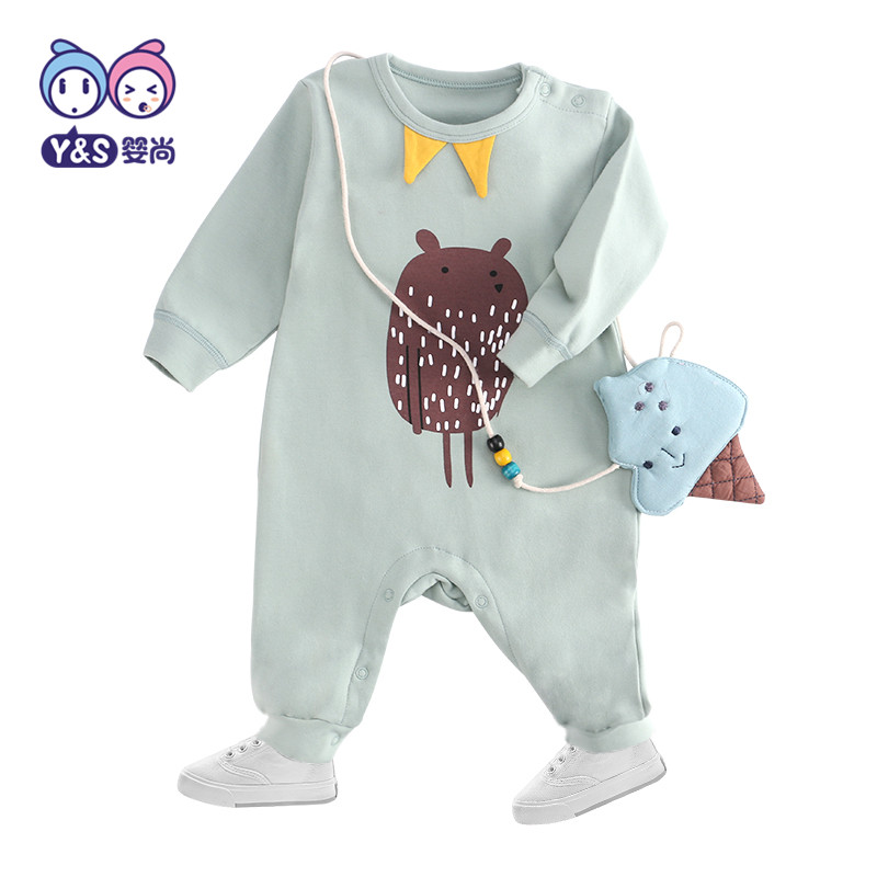 Hot selling 2017 new one piece baby boys girls rompers cotton high quality soft for baby rompers cartoon kids clothing wisbibi baby unisex one piece rompers new born baby clothes cotton long sleeve rompers baby girls boys clothing rompers baby