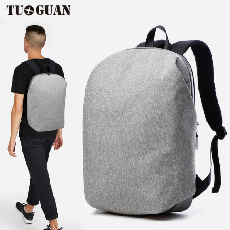 17 Inch Anti Theft font b Laptop b font Backpack Waterproof Men Business Packback Notebook Backpack