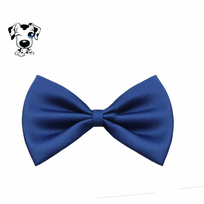 Лидер продаж модная милая собака щенок кошка котенок игрушка малыш галстук бабочка одежда