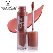 MISS ROSE Brand 24 colors Liquid Lipstick Hot Sexy Colors Lip Paint Matte Waterproof Long Lasting Gloss Kit