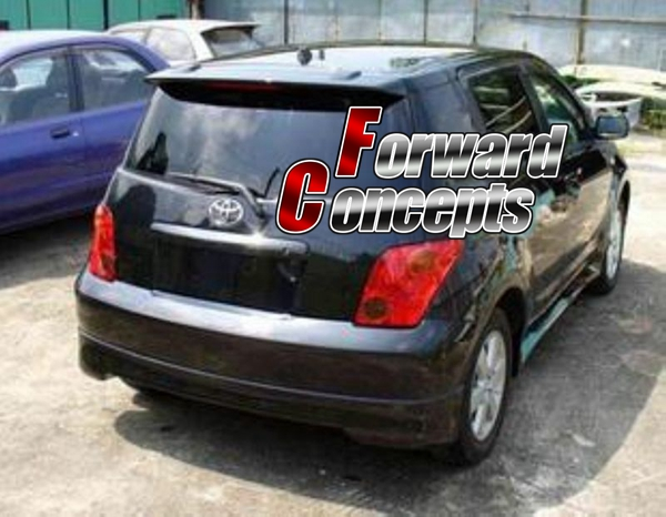 FOR  SCION 04 07 xA IST REAR WING HATCH ROOF SPOILER|spoiler roof|scion xa|spoiler wing - title=