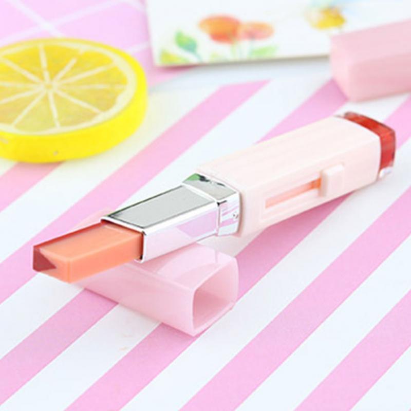 Korean Style Gradient Color Lipstick Moisturize Two Color Tint Lip Gloss long Lasting Waterproof Lip Balm Women Makeup Beauty 13