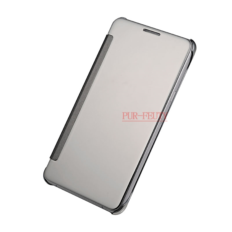 Protector Shell View Window Case Cover for Samsung Galaxy J3 2016 J 3 2015 Case SM J320 J320F J320FN SM-J320F SM-J320FN SM-J320H