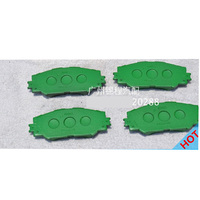 For GENUINE TOYOTA FRONT BRAKE PADS COROLLA 08 13 SCION XD 07 13 04465 02220 04465
