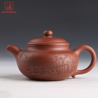 Authentic Yixing Pot High Quality Chinese Clay Pots Handmade Zisha Teapot